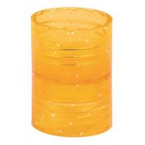 wilde waterwervelaar junior 4,5 cm geel