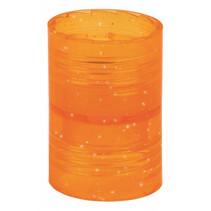wilde waterwervelaar junior 4,5 cm oranje