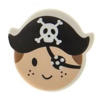 gum piraat jongens zwart