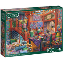 legpuzzel The Quilt Shop 1000 stukjes