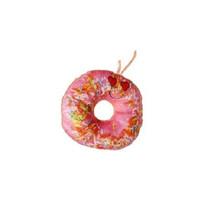 knuffel donut junior 15 cm pluche roze