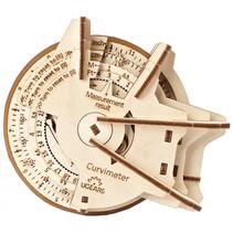 3D puzzel Stem Lab Curvimeter junior 11 cm hout 109 delig