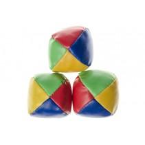 jongleerballen 3 stuks 5 cm