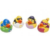 badeendjes superhelden 4 stuks