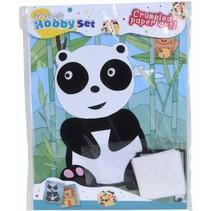 propjeskunst 23,5 x 17,5 cm panda