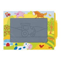 magisch tekenbord junior 27 x 19 cm karton vanaf 2 jaar