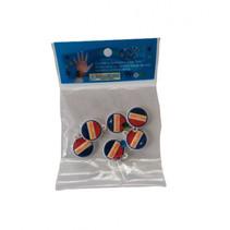 loombedels Holland junior 2 cm rubber