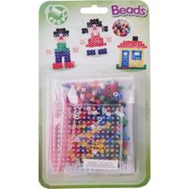 strijkkralenset Beads junior 452-delig