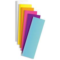 crêpepapier Bright 250 x 5 cm 6 stuks