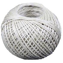 touw 40 meter hennep wit