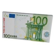 Memoblok briefgeld 100 Euro