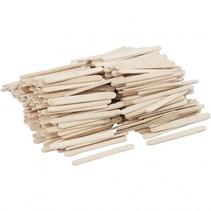 houten ijsstokjes 5,5 cm 400 stuks