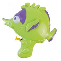 waterpistool vis junior 17 cm groen
