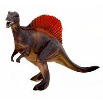 speelfiguur Dinosaurus Spinosaurus 10 cm bruin
