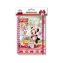 notitieboekje Minnie Mouse junior A5 papier rood