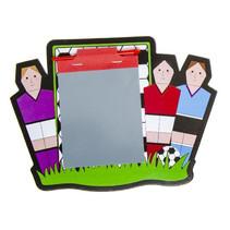magisch tekenbord voetbal 24 x 18 cm junior