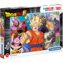 legpuzzel Dragon Ball Super junior karton 180 stukjes
