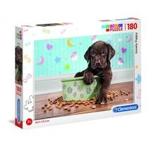 supercolor puppy legpuzzel 180 stukjes