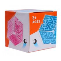 behendigheidsspel 3D-kubus junior 5 x 5 cm