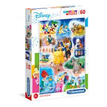 legpuzzel Disney junior 42 x 62 cm 60 stukjes
