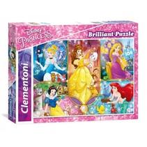 legpuzzel Princess Brilliant 104 stukjes