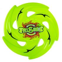 werpschijf Speed Frisbee junior 24 cm groen