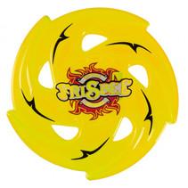 werpschijf Speed Frisbee junior 24 cm geel