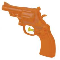 waterpistool Power Shot junior 15 cm oranje