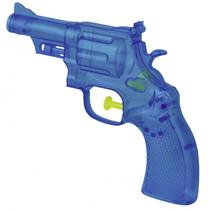 waterpistool Power Shot junior 15 cm blauw