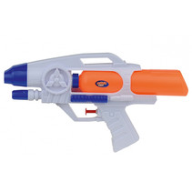 waterpistool WK 260 junior 26 cm grijs/oranje