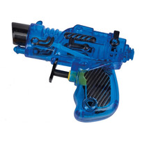 waterpistool WP 100 junior 10,5 x 2,8 cm blauw