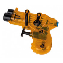 waterpistool WP 100 junior 10,5 x 2,8 cm geel