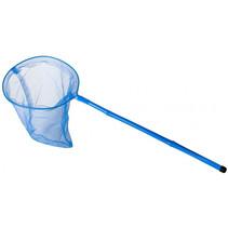 schepnet junior 18 x 62 cm polyester/bamboe blauw
