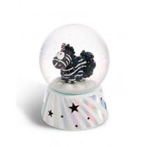 globe Starlight Mystery 6,5 x 4,5 x 4,5 cmzwart