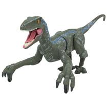 dinosaurus Velociraptor 2,4 GHz junior 46 x 25 cm groen