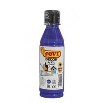 acrylverf Decor 250 ml junior acryl donkerblauw