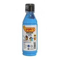 acrylverf Decor 250 ml junior acryl blauw