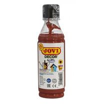 acrylverf Decor 250 ml junior acryl bruin