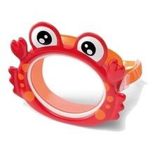 duikbril Krab junior rood/oranje