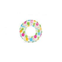 zwemband Ananas vinyl junior 51 cm