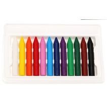 waskrijt Dacscolor gekleurd junior 12 stuks