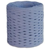 lint 200 meter papier zilver