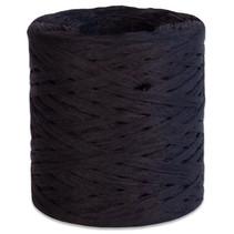 lint 200 meter papier zwart