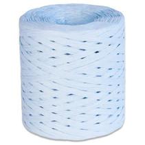 lint 200 meter papier lichtblauw
