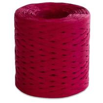 lint 200 meter papier rood