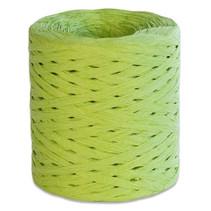 lint 200 meter papier groen