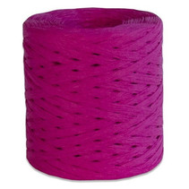 lint 200 meter papier roze