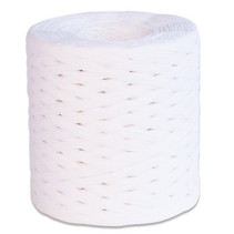 lint 200 meter papier wit