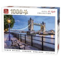 legpuzzel Tower Bridge Londen 68 x 49 cm 1000 stukjes