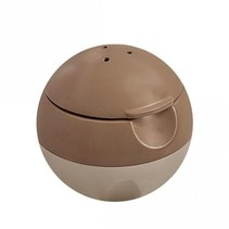 chloordrijver PureSpa Floating Dispenser 10 cm bruin/wit